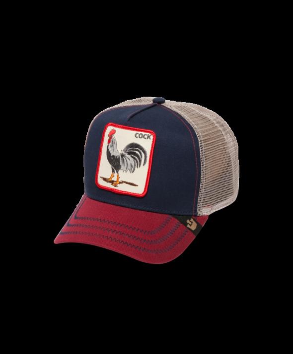 Goorin Bros. All American Rooster Trucker cap  4e2f3bcda69a