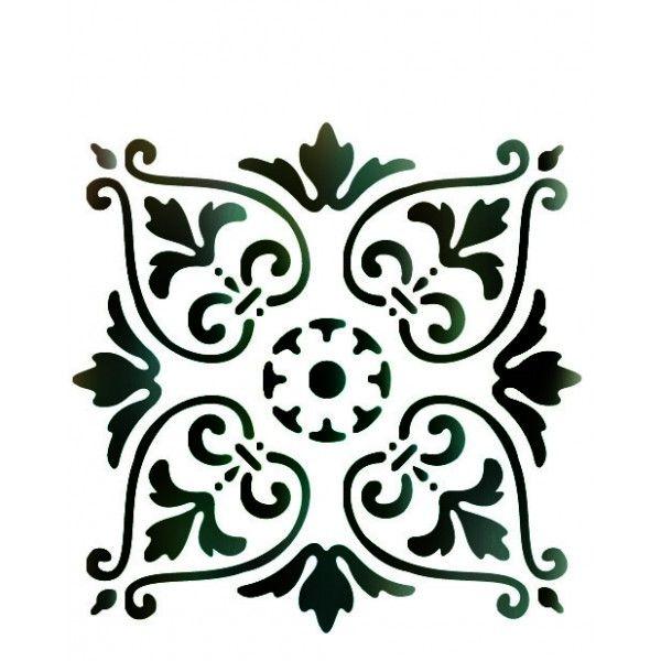 Arabescos para imprimir - Imagui | ideas para pintar los azulejos ...