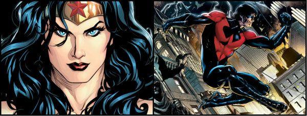 Mulher-Maravilha e Asa Noturna podem aparecer em Batman VS. Superman http://glo.bo/17PwK4c