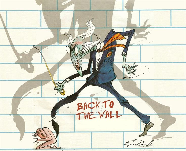 dibujos the wall - Buscar con Google
