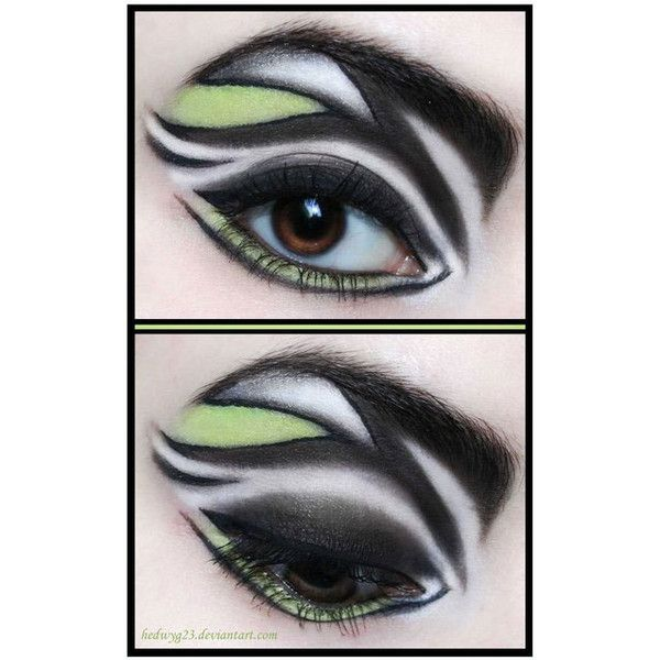 An Eye for Detail Exceptional Makeup Artists ❤ liked on Polyvore