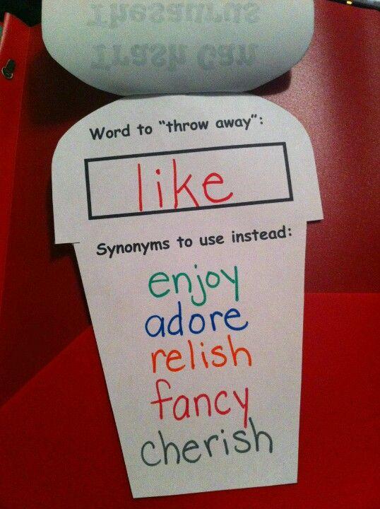 28 Overused Words Ideas Words Overused Words Teaching Writing