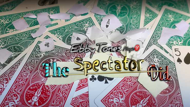 Imagine if you perform the mentalism trick but the spectator predicts the card of his choiceThat's right! That's what you getThis trick is very successful in making your spectator believe that he has talent in mentalism.The Spectator choose the card then after that we Take out a bowl full of small pieces of paper writt
