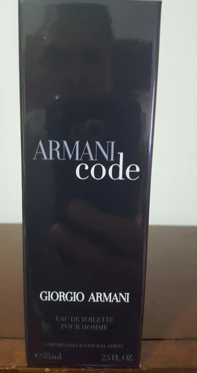 3a4660e73372 37.99 | Armani Code by Giorgio Armani 75ml - 2.5 oz EDT Cologne Spray New