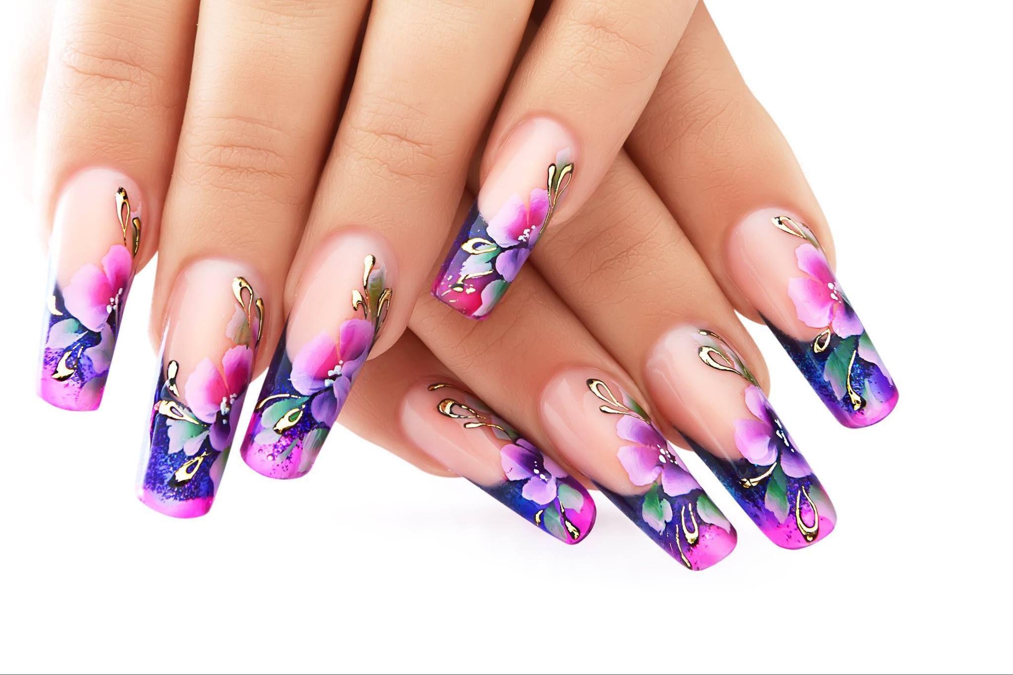 Nail Art Journal | nails & toes | Pinterest
