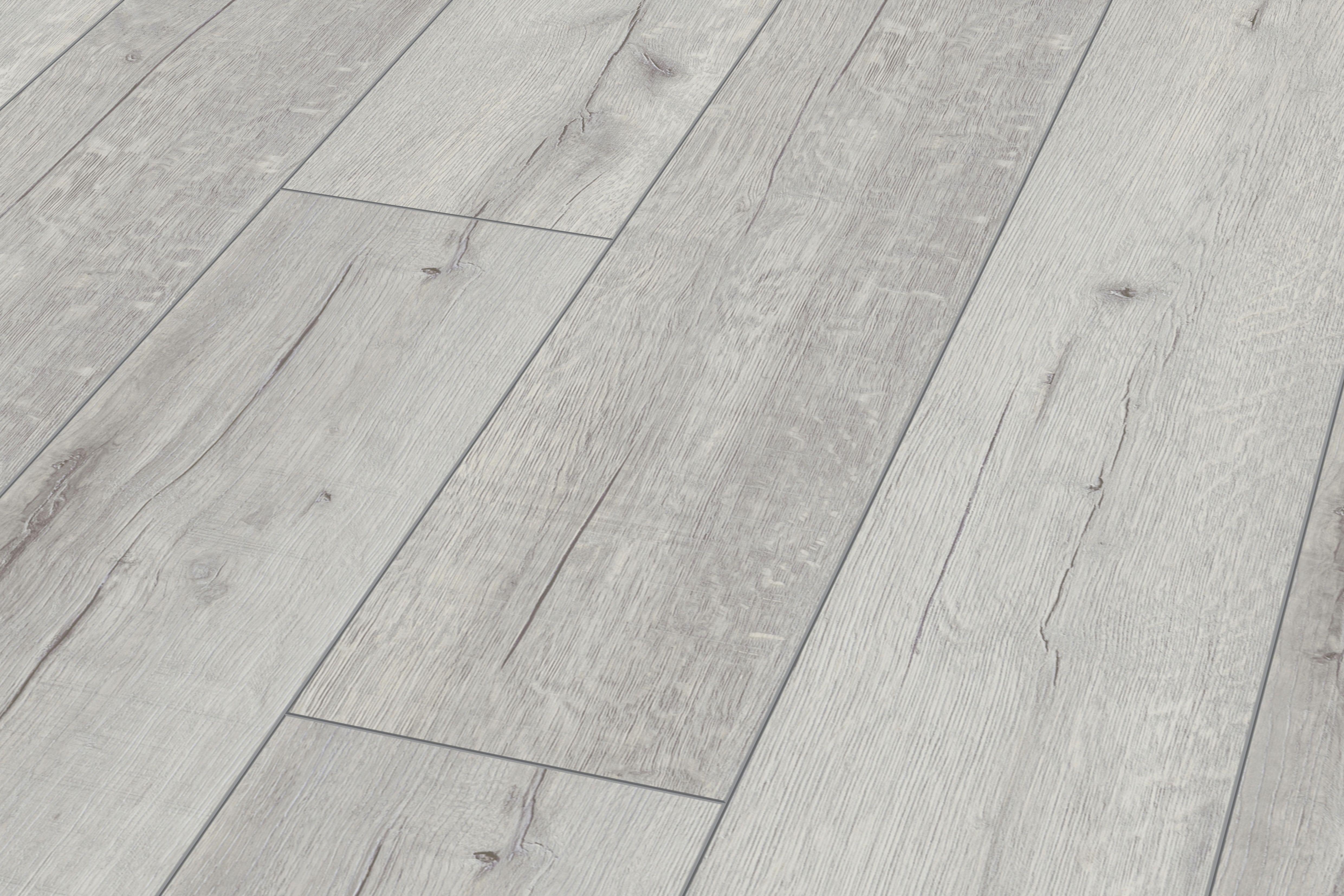 grey and white laminate flooring