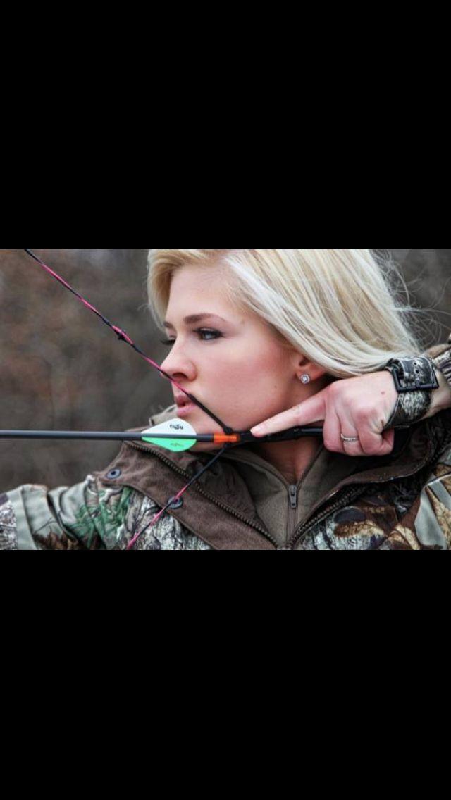 Im A Hunter: Kelsey Harris