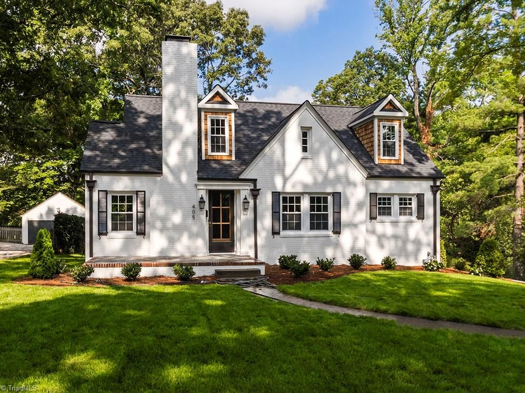 405 Ridgeway Drive, Greensboro, NC | Decor | Pinterest