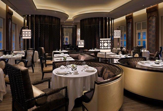 Capella Singapore Singapore Singapore Beautiful Dining Rooms Hotel Interior Design Private Dining Room