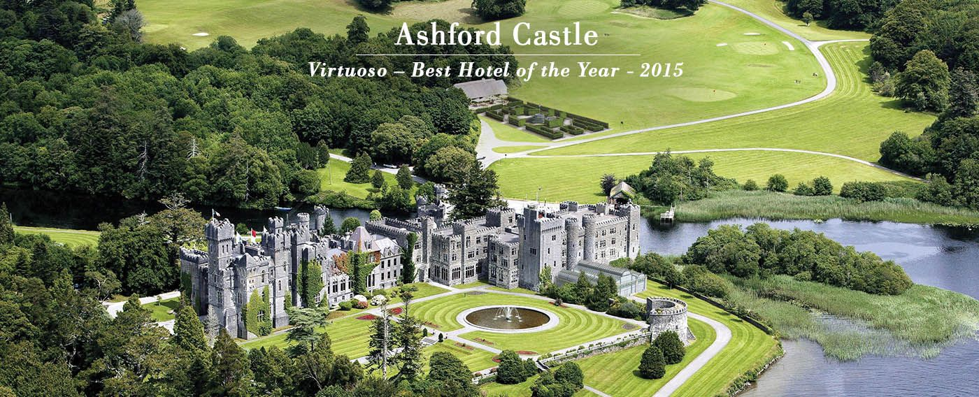 5 Star Hotels Ireland, Castle Hotels Ireland   Ashford Castle Hotel, Mayo
