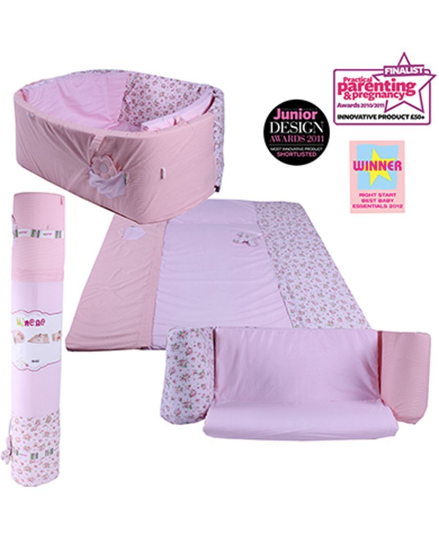 Minene Aktivitats Matratze Pink Windeln Matratze Baby