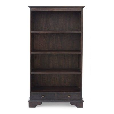 Bookcase with 4 Shelves - Bookcases - Family Room