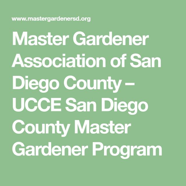 efdd23e1a770e9d08a5e17e6627a1fa8 - University Of California Master Gardener Program