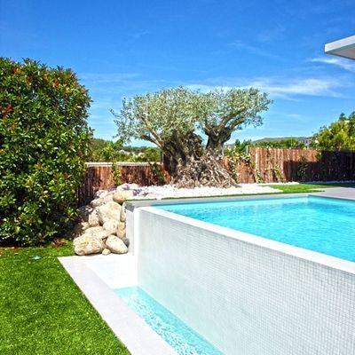 Construcci n piscinas piscinas de obra decoraci for Construccion de piscinas de obra elevadas