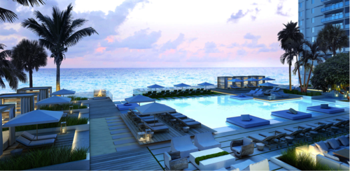 1 Hotel & Homes - South Beach In Its Most Natural State #RealEstate #Miami
