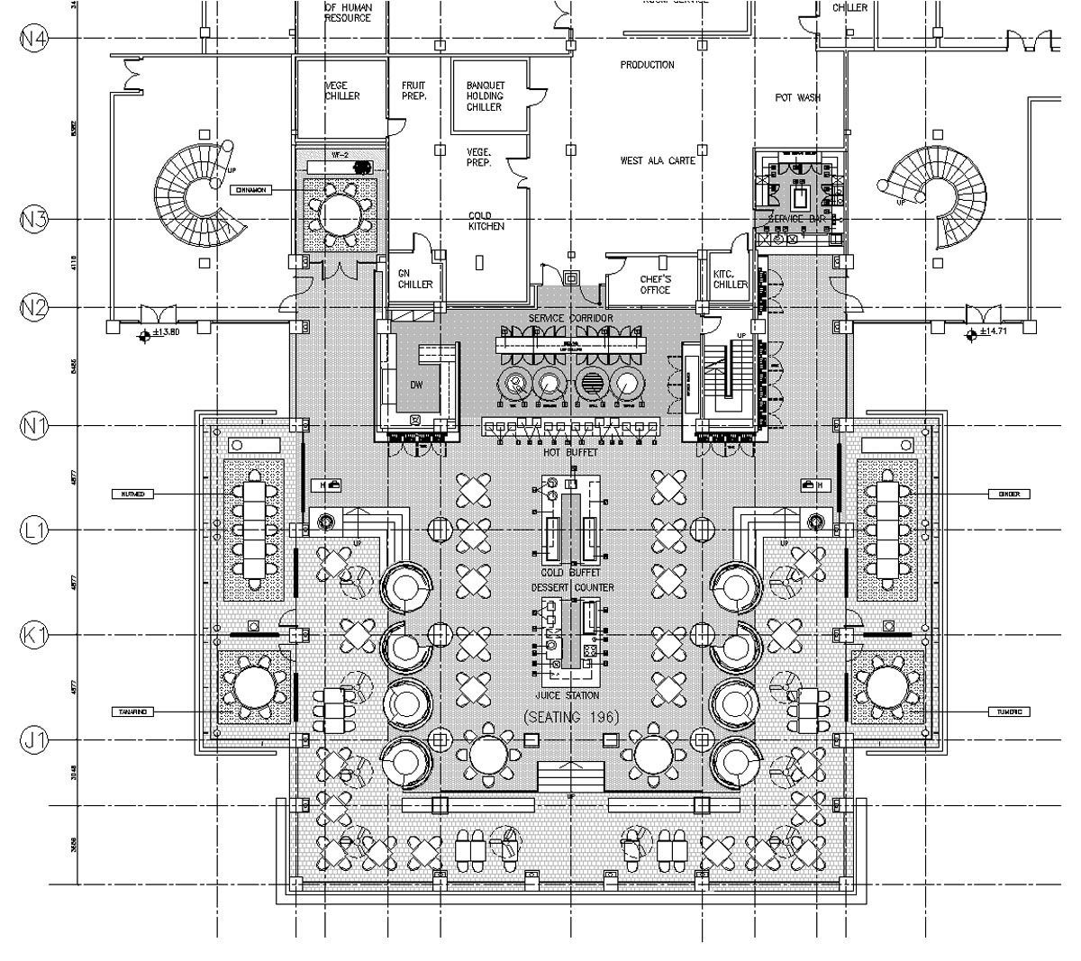 All day dining restaurant layouts google search all for Restaurant floor plan layout
