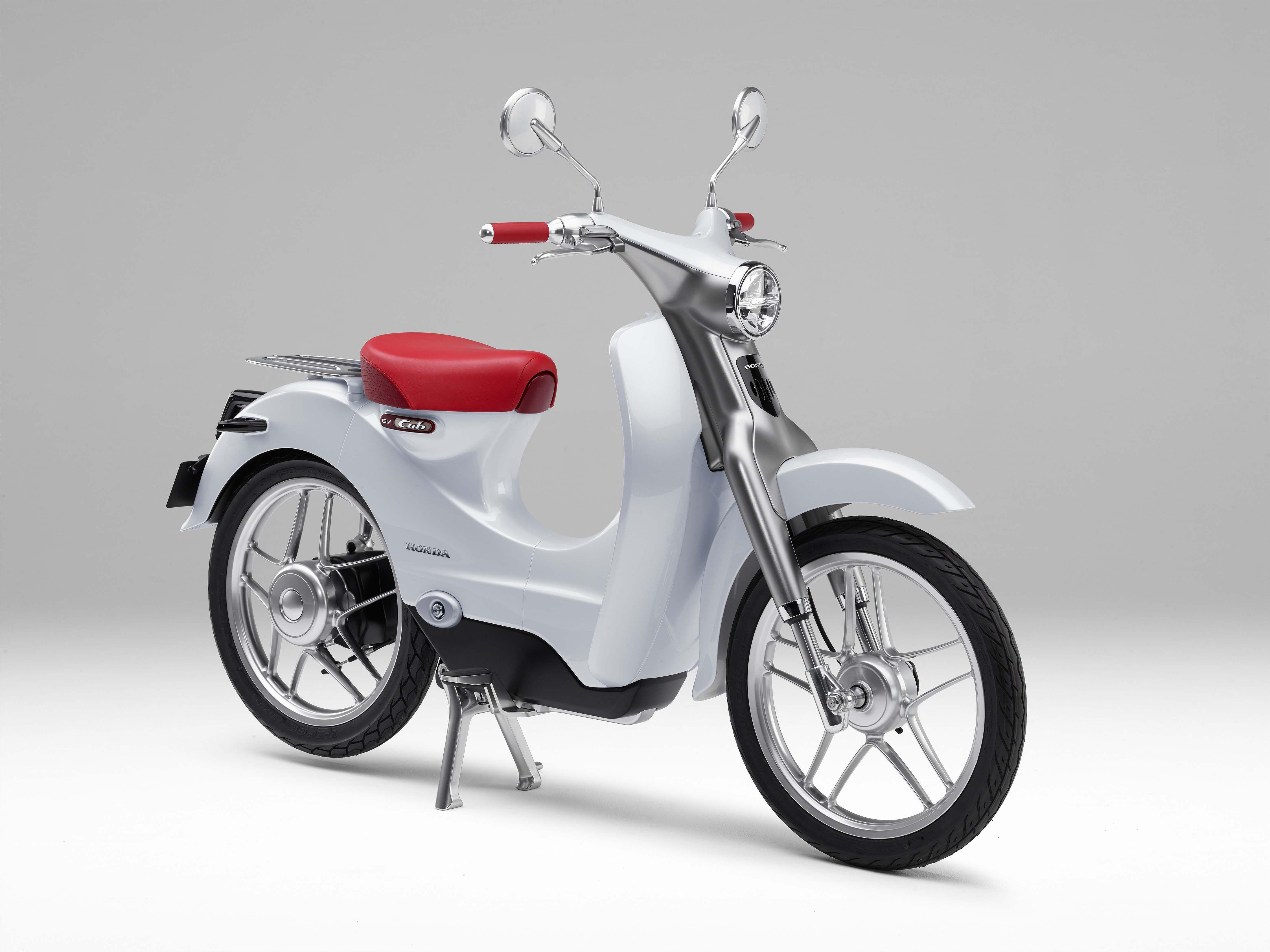 HONDA # EV Cub Concept   DREAM MOTOR & BIKE CYLES   Pinterest ...