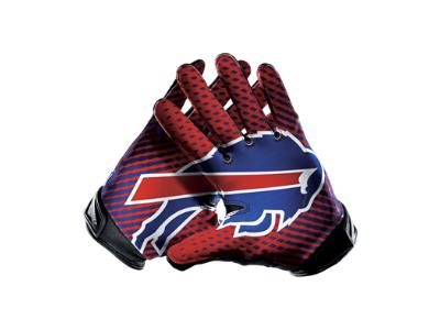 Nike Vapor Jet 2 0 Nfl Bills Men S Football Gloves