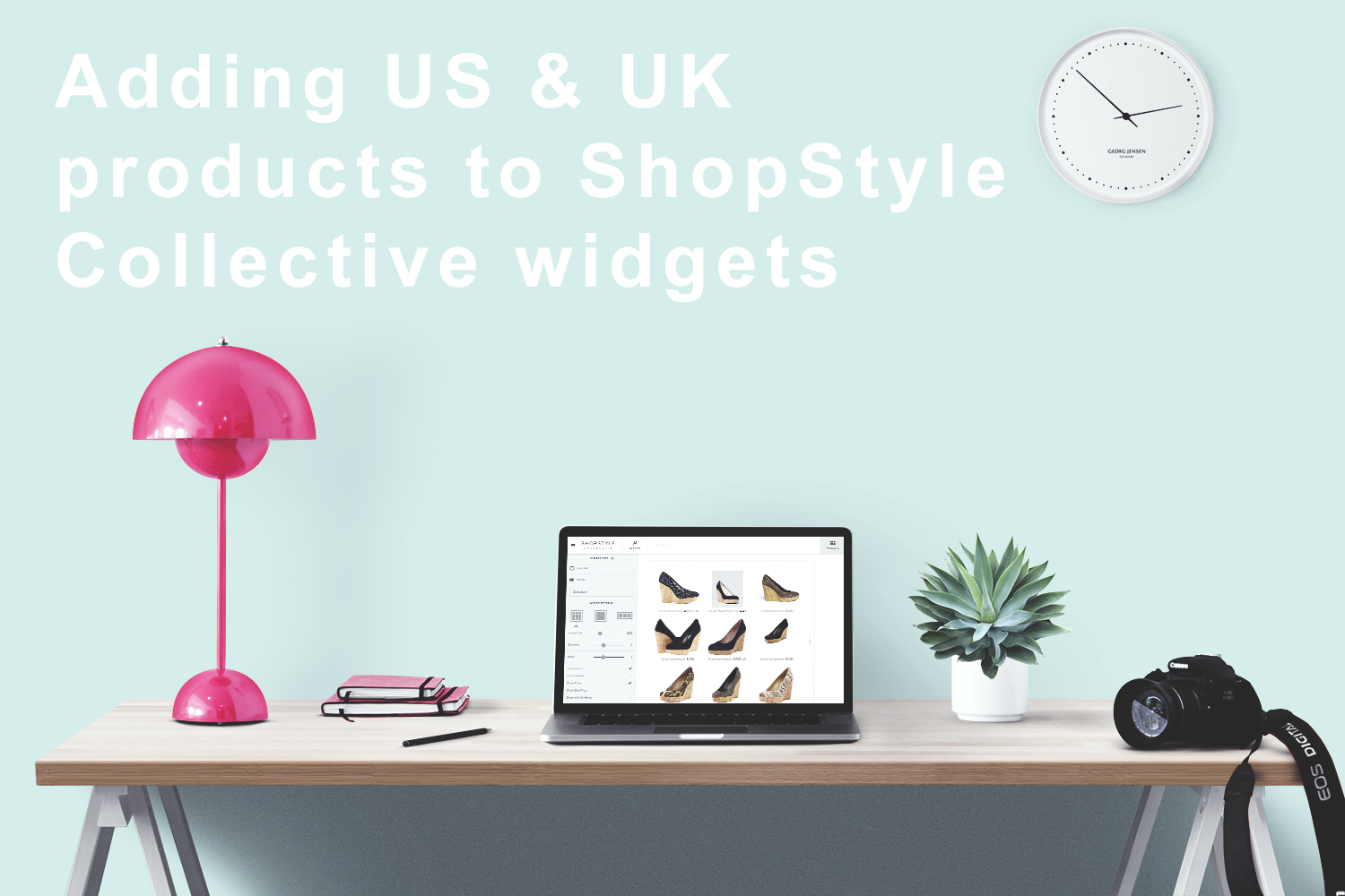 Adding US and UK products to ShopStyle Collective widgets