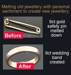 40++ Melting jewelry into new jewelry info