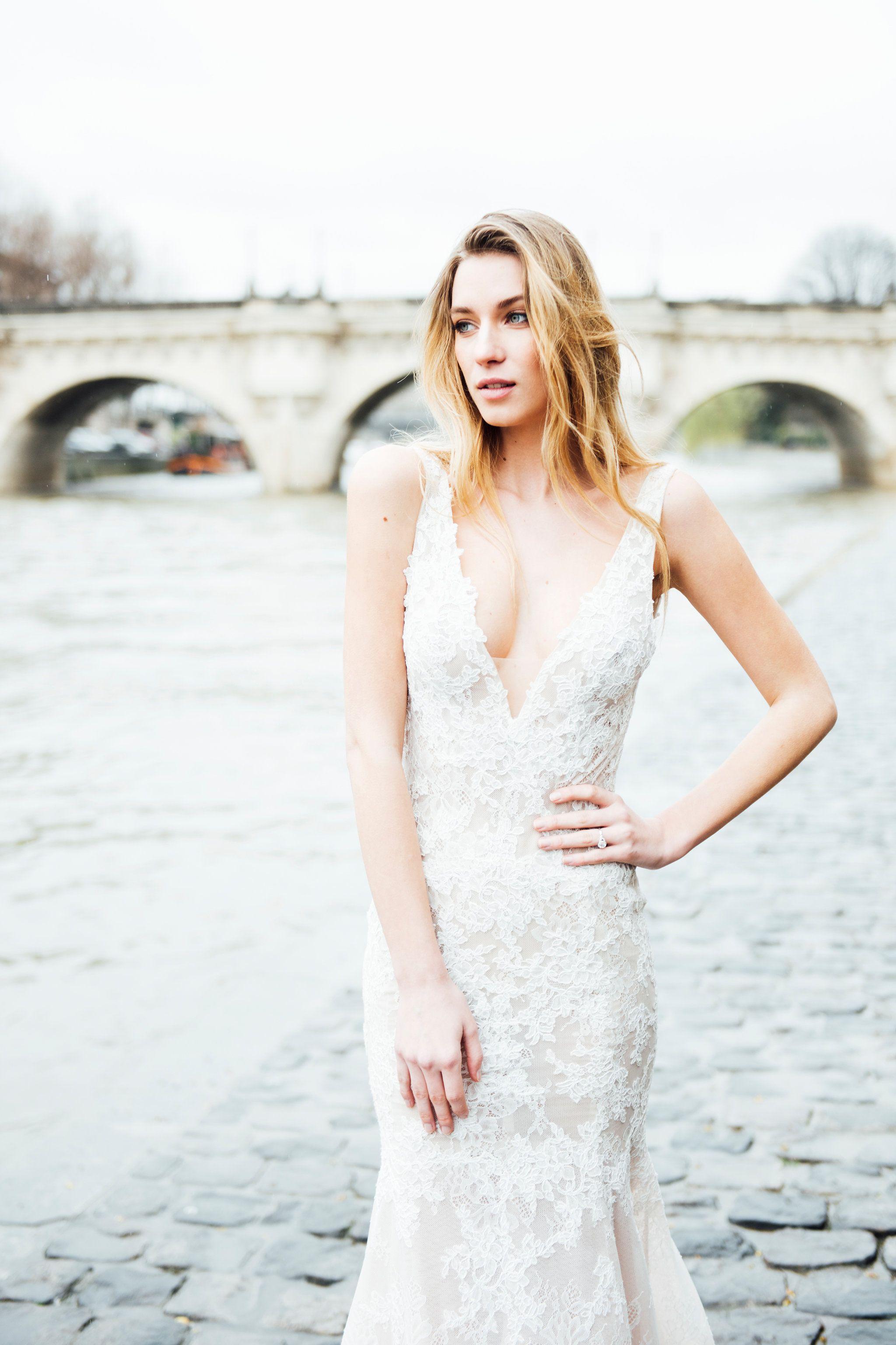 Tolle Monique Brautkleid Bilder - Hochzeit Kleid Stile Ideen ...