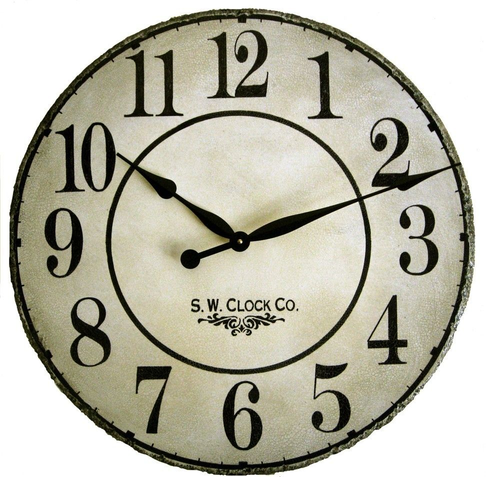 Old Looking Wall Clocks