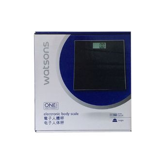 Watsons Electronic Body Scale
