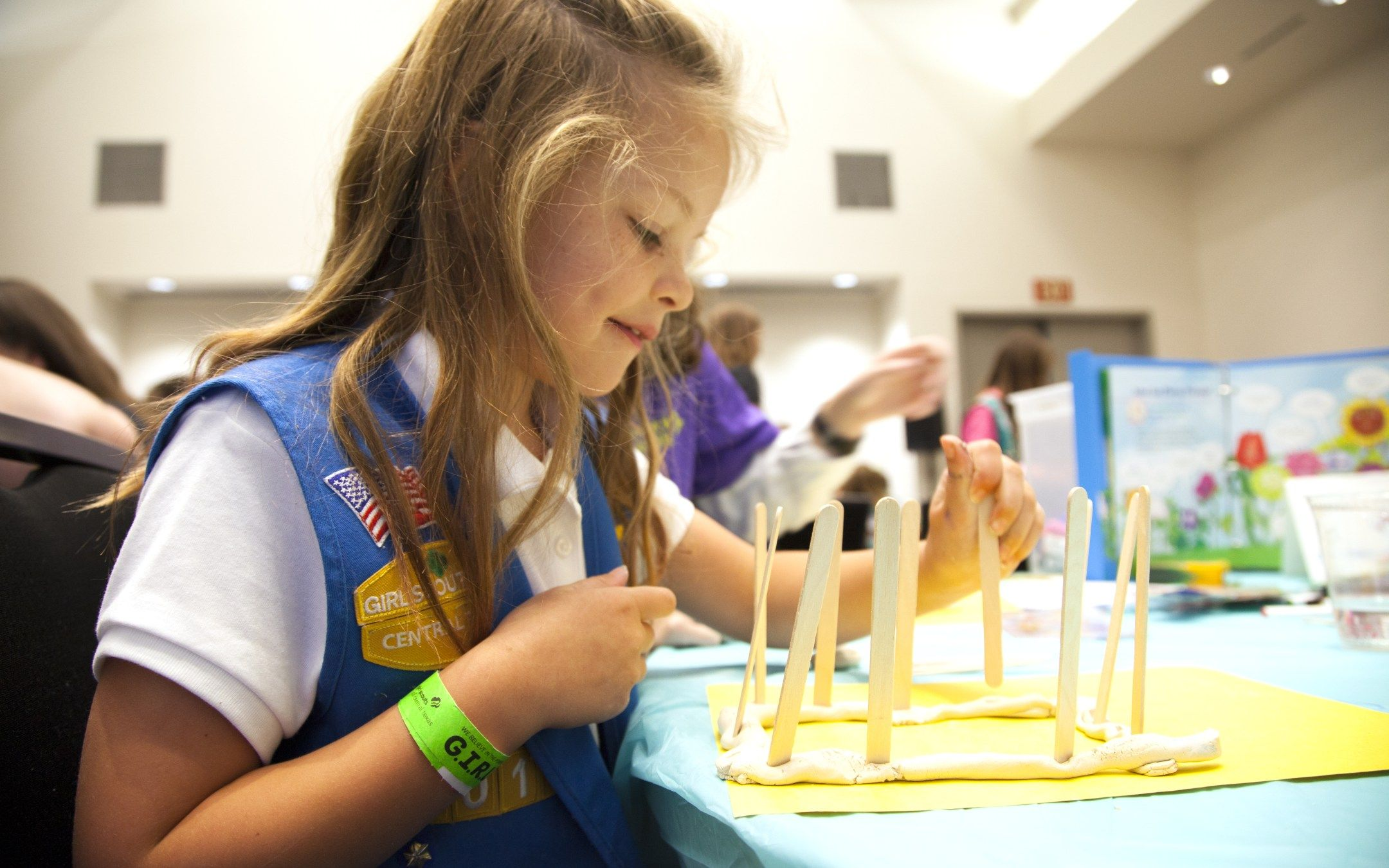 Out Of The Box Badge Activities For Creative Girl Scouts