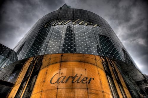 Cartier Store - Shanghai