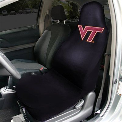 Virginia Tech Hokies Car Seat Cover - Great for game day!   Start ...