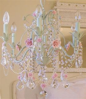 75 Of The Best Shabby Chic Home Decoration Ideas S Bedroom Chandelierpink