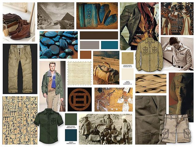 Mood Board | Great Examples of Mood Boards | Fashion ...