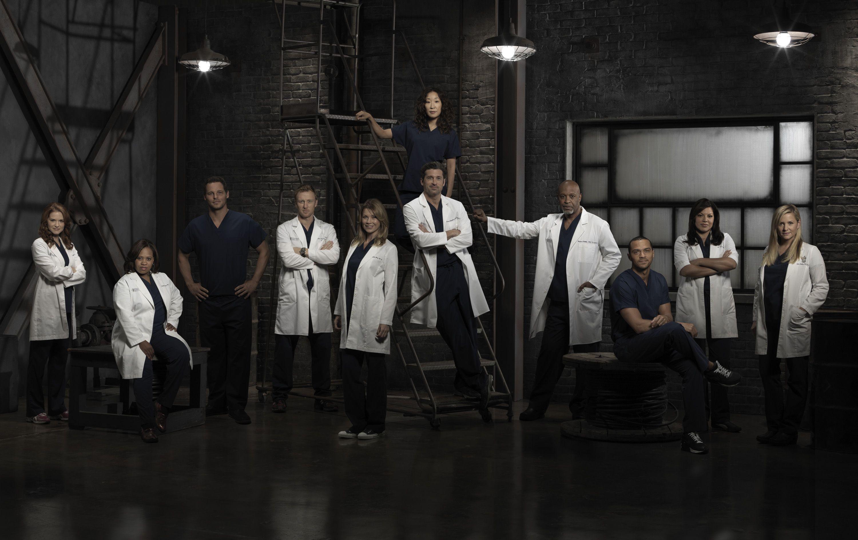Grey\'s Anatomy Season 9 Cast Photo - greys-anatomy Photo | Grey\'s ...
