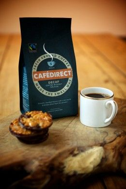 Decaf roast and ground