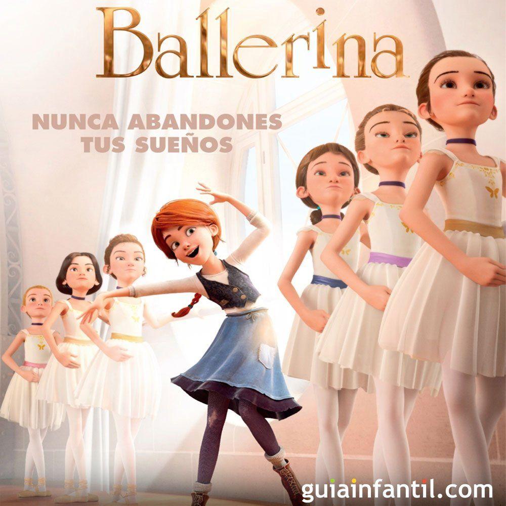 Tráiler de la película de Ballerina.