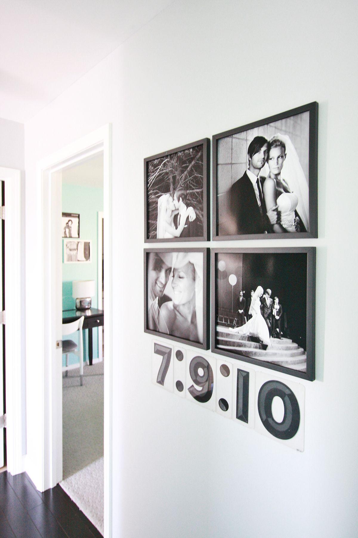 3 Ways To Display Your Photos Wedding Photo Display Wedding Photo Wall Display Wedding Photo Walls