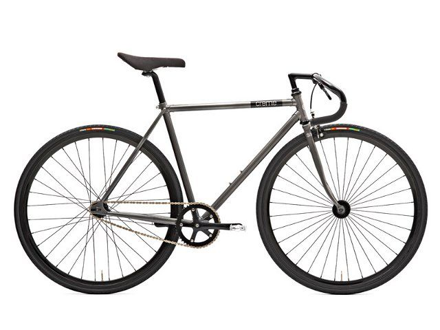Creme Cycles Vinyl Solo 2013 Fixed Gear Bike Fixed Gear