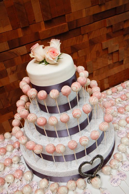 Cake Pop Wedding Here S An Easy Way To Display Your Treats A Stand
