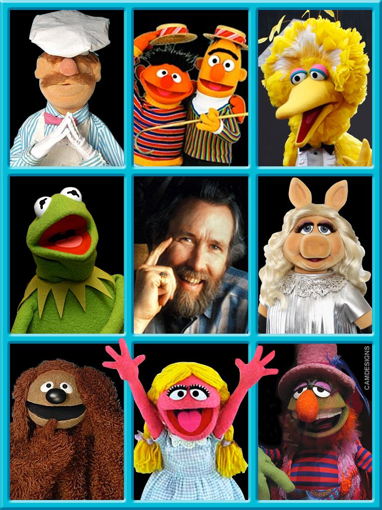 jim henson the creator of muppets and performer of sesame street and the muppet show