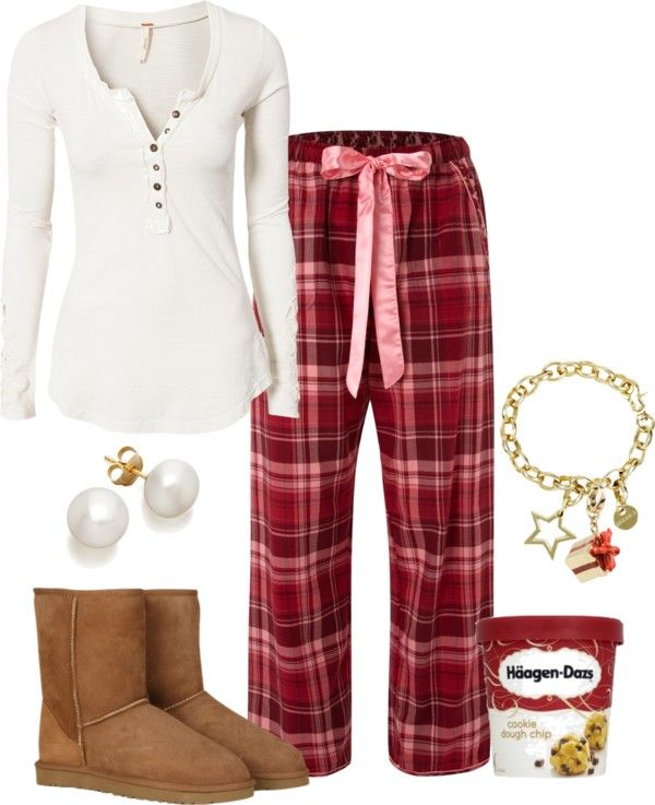 comfy christmas day outfit