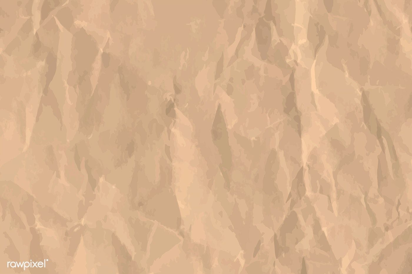 Brown Crumpled Paper Textured Background Vector Free Image By Rawpixel Com Niwa Textured Background Paper Texture Background White Paper Background Texture