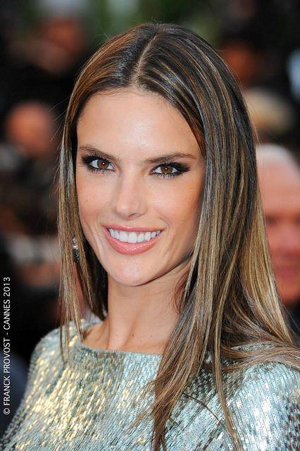 Alessandra oh make me over pinterest cabello color de cabello y casta o - Castano vitoria ...