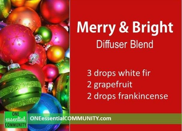 merry and bright christmas essential oil diffuser blend plus 40 more christmas essential oil diffuser recipes - Christmas Essential Oils