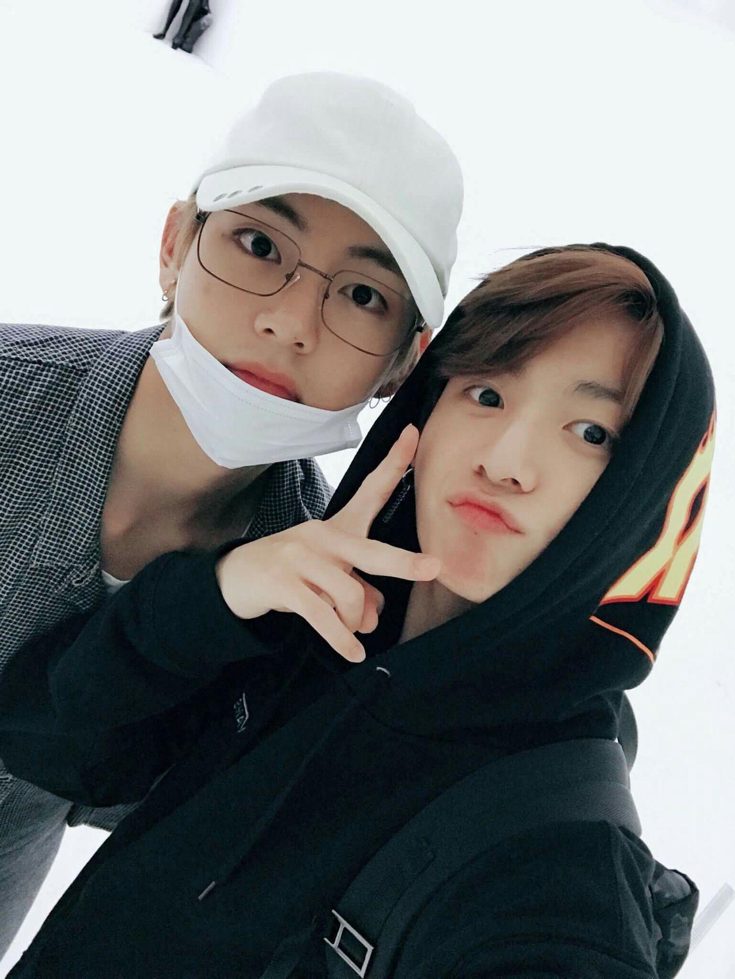 vkook in 2019 | BTS | Bts jungkook, Taehyung, Bts