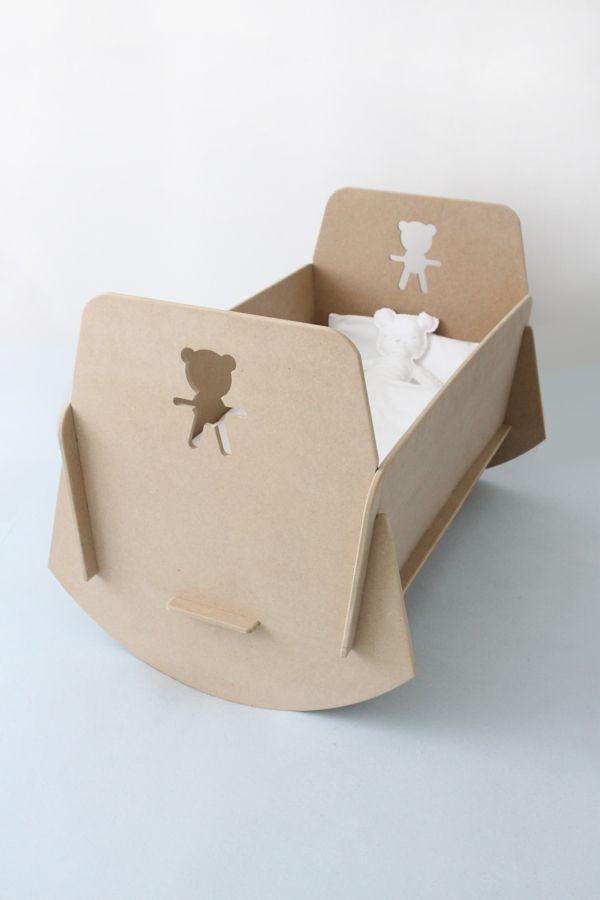 อร้าย !!! น่ารักกกกกกกกกกกกกกกกกกกกกกก cradle by Mano Design, via Behance