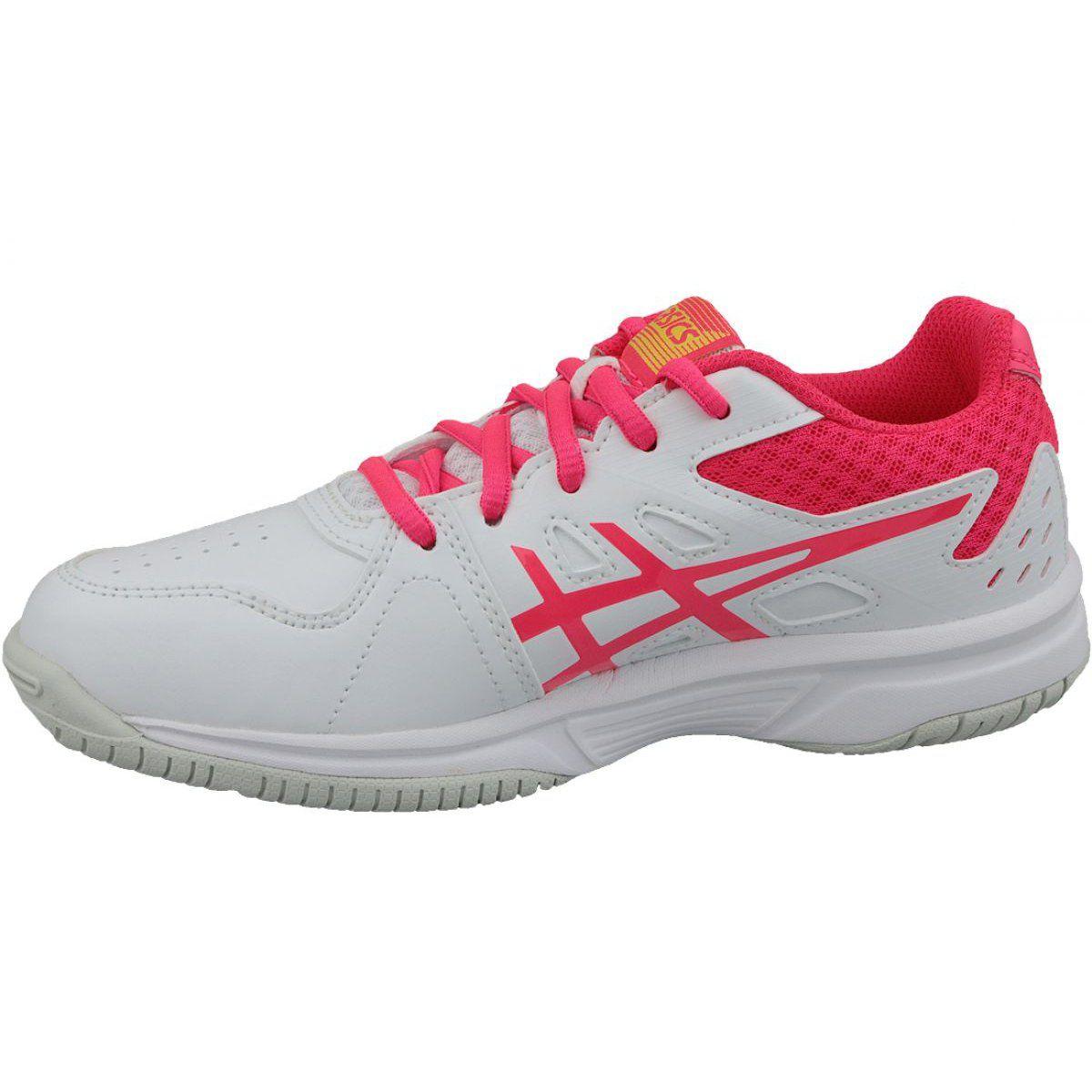 Asics Court Slide W 1042a030 101 Tennis Shoes White Womens Tennis Shoes Tennis Shoes Asics
