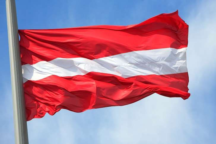 25 World Flags And Their Hidden Meanings Flag Flags Of The World Austrian Flag