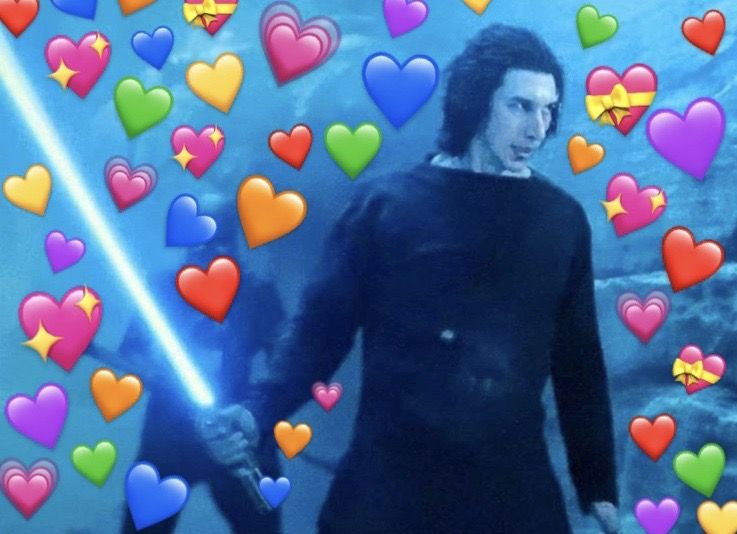 Pin By Mia Duhigg On Idk Star Wars Memes Cute Memes Reaction Pictures