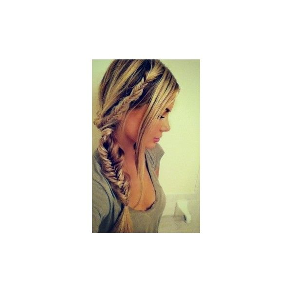 bangs and hairstyles 22 ❤ liked on Polyvore