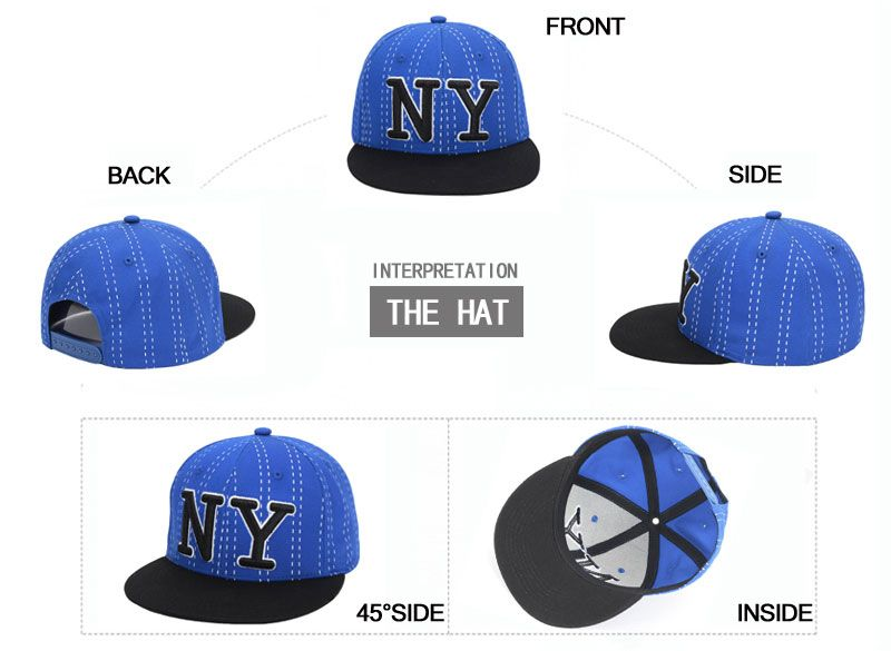 Men Women Paper Fold Snapback Baseball Cap Hats KPOP Hiphop